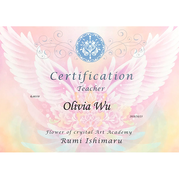 Flower of Crystal Art Academy Teacher