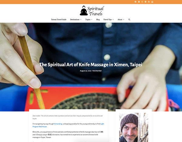 Spiritual Travels